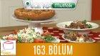 Elif'le Kaynasın Tencereler 163. Bölüm Elmalı Nefis Kek - Tirit - Lor Peynirli Çoban Salatası