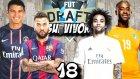 Fifa 16 FUT Draft SURVIVOR | Sadece Siyahi Oyuncular | 18.Bölüm | Türkçe oynanış | Ps4
