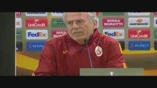 Mustafa Denizli'den Pereira'nın Sözlerine Cevap!