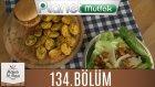 Mutfakta Tek Başına 134. Bölüm Tavuk Burger - Fırında Peynirli Patatesler - Sezar Salata