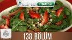 Mutfakta Tek Başına 138.bölüm Deniz Mahsüllü Taglıatelle - Fırında Nar Ekşili Soğan