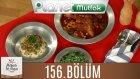Mutfakta Tek Başına (Yağız İzgül) 156.bölüm Fas Usulü İncik - Mercimekli Pilav - Maydanoz Salatası