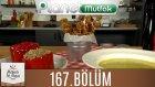 Mutfakta Tek Başına (Yağız İzgül) 167.bölüm Peynirli Bezelye Çorbası - Kırmızı Biber Dolması