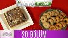 Pasta Canavarı 20. Bölüm Kandil Simidi - Karamelli Çikolata Dilimleri