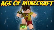Savaş Çıktı ! -1- Modlu Age Of Minecraft - Bthnclks