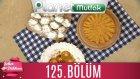 Şeker Dükkanı 125. Bölüm Baharatlı Mısır Ekmeği - Kurutulmuş Çilekli Un Kurabiyesi