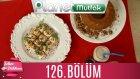 Şeker Dükkanı 126. Bölüm Havuçlu Cevizli Kek - Zeytinli Kukiler - Ballı Muzlu Süt