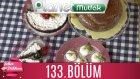 Şeker Dükkanı 133. Bölüm Beyaz Çikolata Kaplı Altın Kek - Panforte - Padişah Lokumu