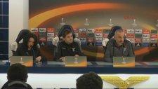 Stefano Pioli: Üst tura çıkabilecek kalitedeyiz