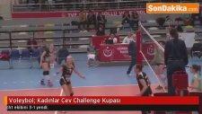 Voleybol: Kadınlar Cev Challenge Kupası