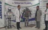 Yaran Türk Robotu Akıncı 2