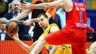 Cska Moskova 108-98 Khimki (25 Şubat Perşembe Maç Özeti)
