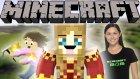 Eğer Anneler Minecraft Oynarsa - Bthnclks