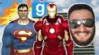 Gmod   Sapık Iron Man Ve Superman (Komik Anlar) - Novaprospekt