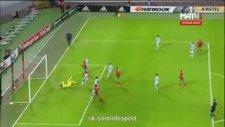 Lokomotiv Moskova - Fenerbahçe 1-1 Maç Özeti
