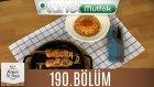 Mutfakta Tek Başına (Yağız İzgül) 190.bölüm Baharatlı Somon Şişler - Köz Domatesli Spagetti