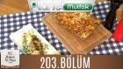 Mutfakta Tek Başına (Yağız İzgül) 203.bölüm Kağıtta Nar Ekşili Lagos - Kabak Lazanya