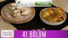 Pasta Canavarı 41. Bölüm Fırında Elma Tatlısı - Elmalı Kurabiye