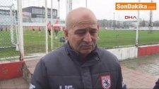 Samsunspor Teknik Direktörü Engin Korukır,1461 Trabzon Maçı Önemli