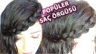 Demet Akalın Saç Örgüsü Ve Popüler Saç Modeli