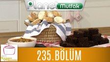 Elif'le Kaynasın Tencereler 235. Bölüm Çikolatalı Çatlak Kek - Acılı Puf Ekmekler
