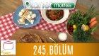Elif'le Kaynasın Tencereler 245. Bölüm Sünger Kek - Patlıcan Dizmesi - Ağzı Açık Börek
