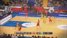 Gecenin oyunu: Nando de Colo -THY Euroleague