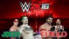 Joker Ve Turko ! Ümidi Ve Burak Oyunda - Wwe 2k16 Online