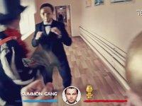 Leonardo DiCaprio için Oscar Oyun Videosu Çekmek