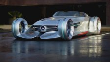 MercedesBenz Silver Arrow Konsept