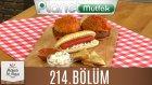 Mutfakta Tek Başına (Yağız İzgül) 214.bölüm Islak Hamburger - Dilli Kaşarlı Tost - Sosis Amerikan