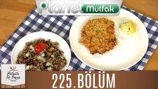 Mutfakta Tek Başına (Yağız İzgül) 225.bölüm Yufkalı Dana Şnitzel - İç Pilavlı Patlıcan Salatası
