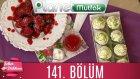 Şeker Dükkanı 141. Bölüm Frambuaz Soslu Mozaik Pasta - Misket Limonlu Cupcake