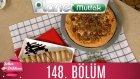 Şeker Dükkanı 148. Bölüm Hindistan Cevizli Pasta - Yeşil Zeytinli Pizza