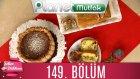 Şeker Dükkanı 149. Bölüm Tıramısu Cheesecake - İncirli Ve Keçi Peynirli Kek