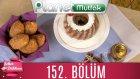 Şeker Dükkanı 152. Bölüm Salepli Ve Tarçınlı Kek - Zeytin Dolgulu Simit