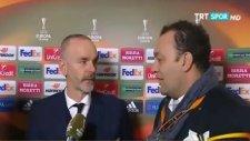 Stefano Pioli Maç Sonrası Konuştu