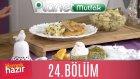 Yemek Hazır 24. Bölüm Hardallı Patates Salatası - Haşhaşlı Revani - Tavuk Schnıtzel