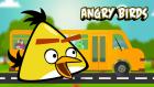 Angry Birds Otobüsün Tekerleği Dönüyor İngilizce Çocuk Şarkısı