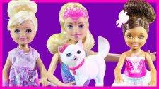 Barbie Prensesler Bale Kursunda - Barbie Filmleri - EvcilikTV