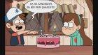 Esrarengiz Kasaba - Doğum Günü Pastası (Çizgi Roman)