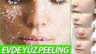 Evde Kolay Peeling Maskesi Nasıl Yapılır?