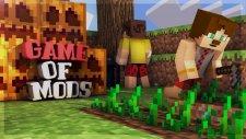 Game Of Mods #49 Yeni Dangenlar - Kolay Yoldan Maden Bulmak ! - Minecraft Evi