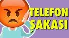 Gösterdiğim Emoji Gibi Konuş! - Telefon Şakası