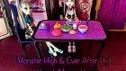 Monster High & Ever After High Bebekleri İçin Yemek Masası Yapımı-Kendin Yap Çocuk Atölyesi