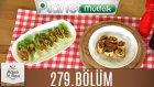 Mutfakta Tek Başına (Yağız İzgül) 279.bölüm Keçi Peynirli Ve Ispanaklı Rotolo