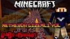 NETHERDA GİZEMLİ BİR YOL! - LEGENDS in MİNECRAFT - Bölüm 19