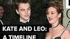 Ödül Törenlerinin Sevgi Yumağı İkilisi: Dicaprio Ve Kate Winslet