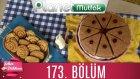 Şeker Dükkanı 173. Bölüm Vişneli Ekmek Kadayıfı - Alman Kurabiyesi