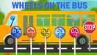 Thomas And Friends Otobüsün Tekerleği Dönüyor İngilizce Çocuk Şarkısı Thomas ve Arkadaşları